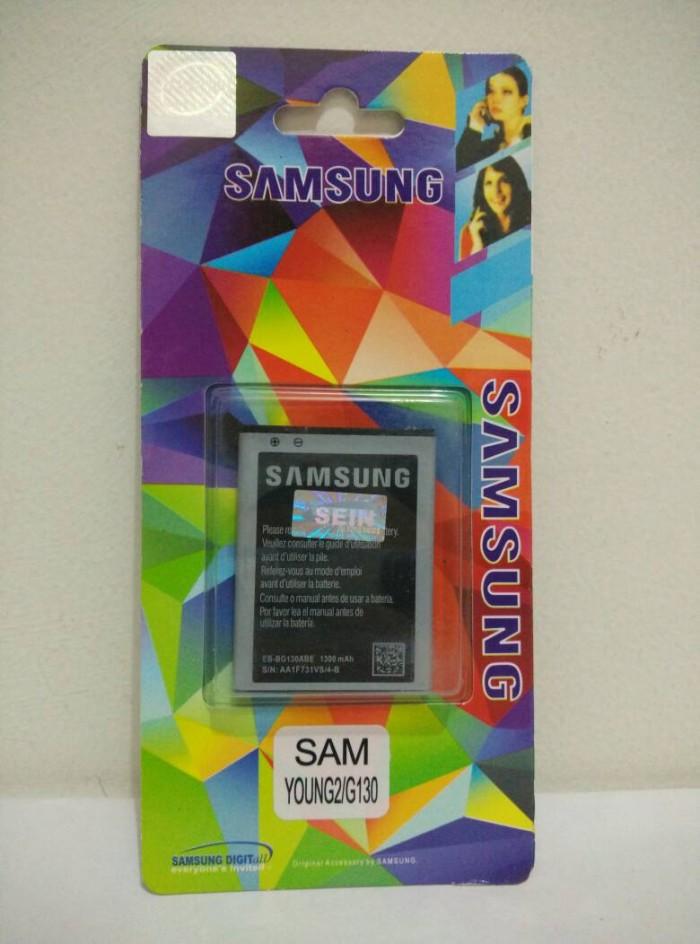 Baterai / Battery Samsung galaxy young 2 /G130 original