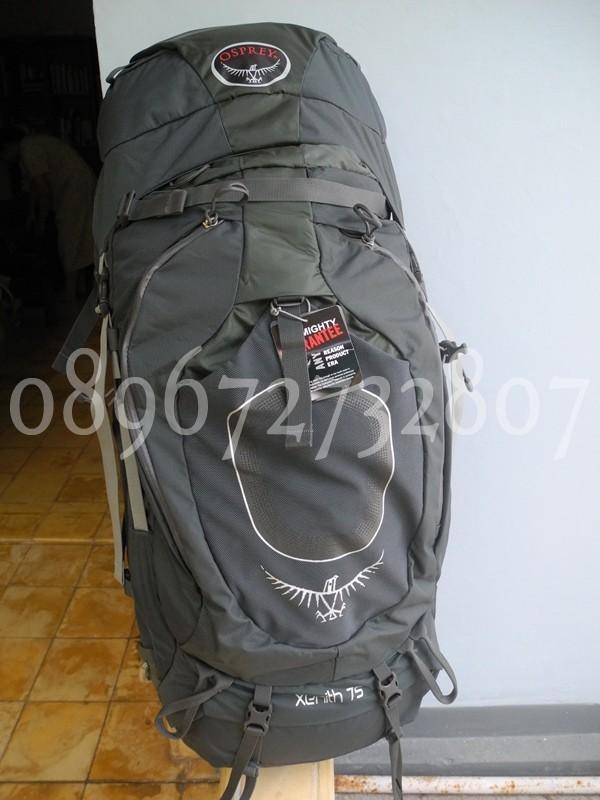 harga Tas ransel carrier kerir osprey xenith 75 torso m Tokopedia.com