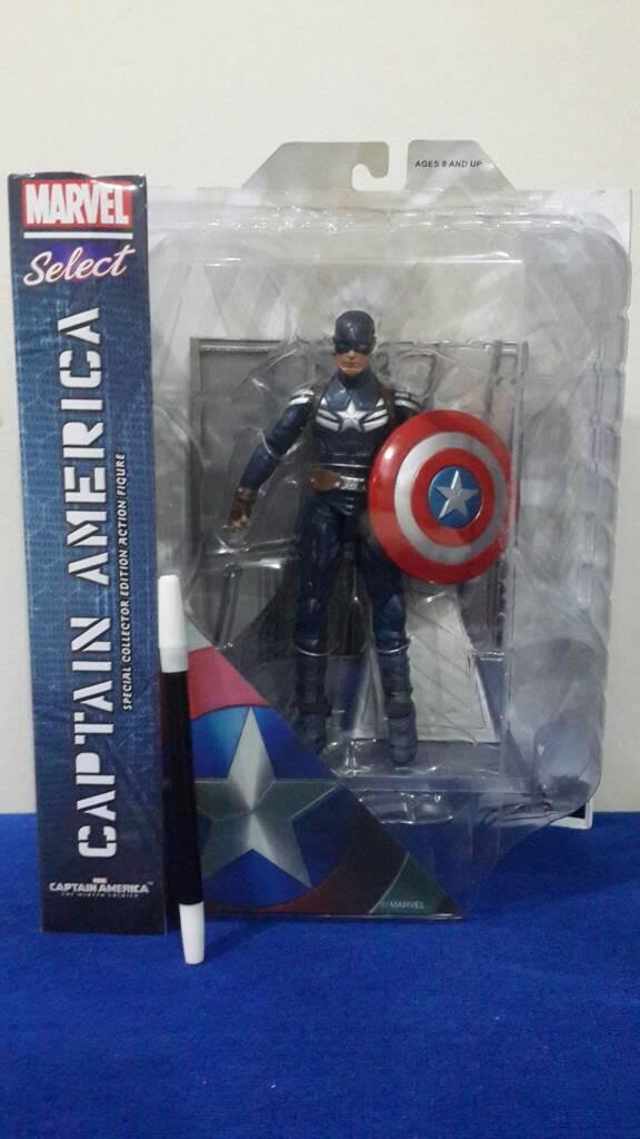 harga Sale Captain america Marvel select Diamond select Murah meriah Tokopedia.com