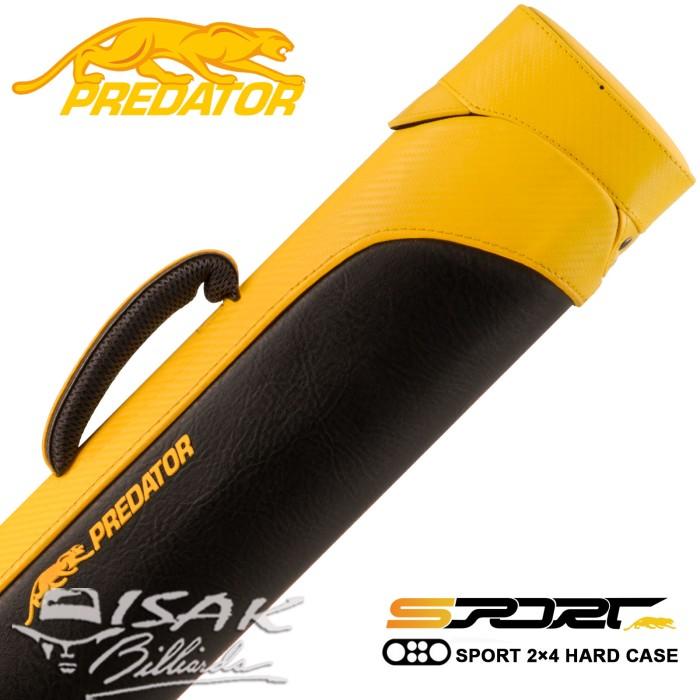 harga Predator csp2x4y - 2x4 sport hard cue case - tas stick billiard biliar Tokopedia.com