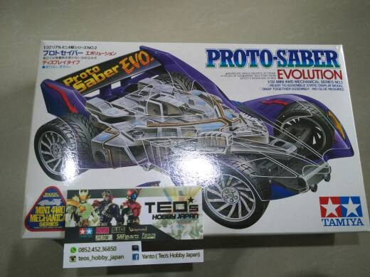 harga Proto saber evolution mechanical chasis Tokopedia.com