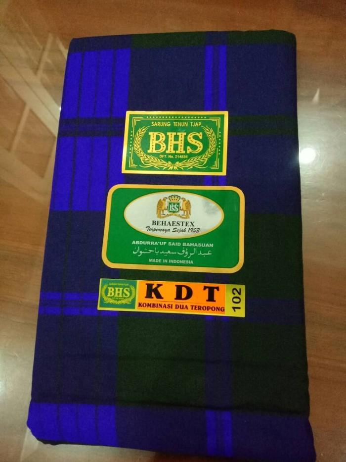 harga Sarung tenun tjap bhs kombinasi dua teropong Tokopedia.com