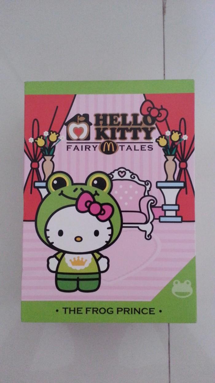 Jual Boneka Hello Kitty Kota Batam Plamo & Diecast