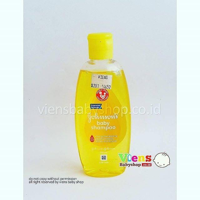 harga Johnsons shampo bayi gold 200ml Tokopedia.com