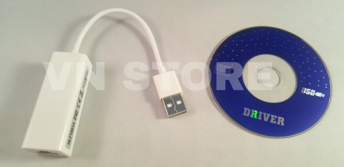 Foto Produk USB LAN ADAPTER / USB TO ETHERNET RJ45 dari VN STORE ONLINE