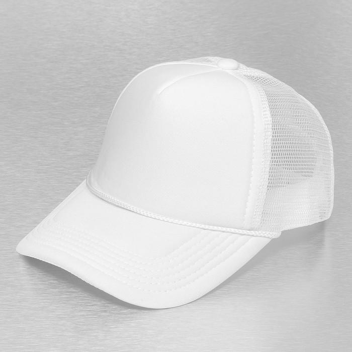 Jual Topi Trucker Putih Polos - Trucker Cap White - Super Shirt Shop ... 544af70b1a