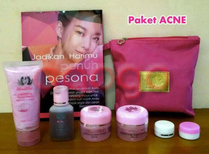 been-pink-beenpink-paket-acne