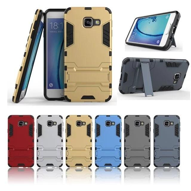 harga Slim armor hard+soft iron robot case samsung galaxy a3 a310 2016 Tokopedia.com