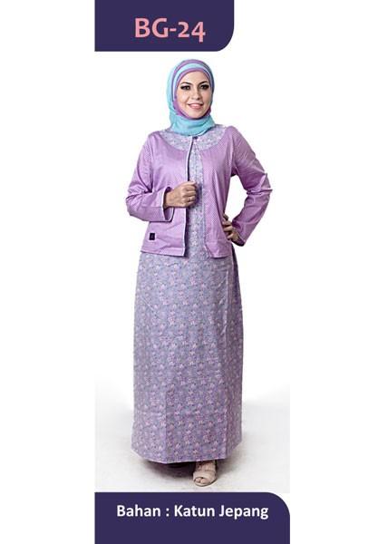 Katalog Muslim Online N4y5 Baju Gamis Murah Bahan Katun Believe Bg  Terbaru Y0w1