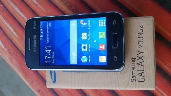 Jual Samsung Young 2 Duos Second Murahtoko1501 Tokopedia