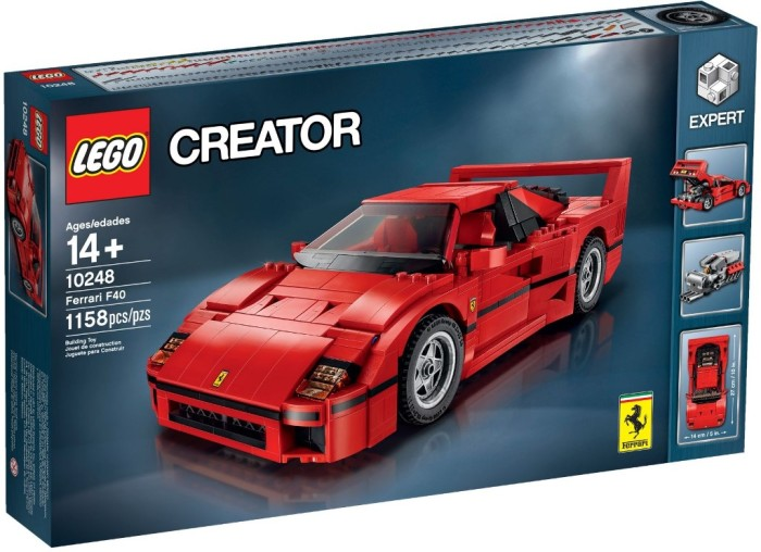 harga Lego creator 10248 ferrari f40 Tokopedia.com