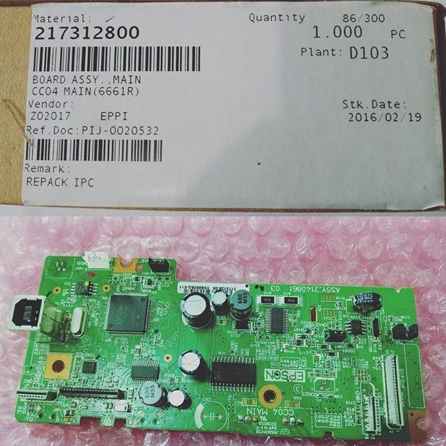 harga Mainboard epson l360 original, logic board printer l360 epson Tokopedia.com