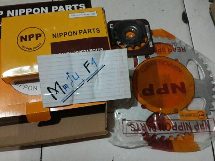 harga Gear set/rantai set ninja 250 r karburator nnp terkenal Tokopedia.com