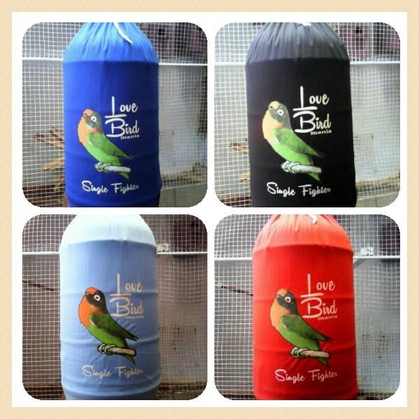 harga Kerodong love bird Tokopedia.com