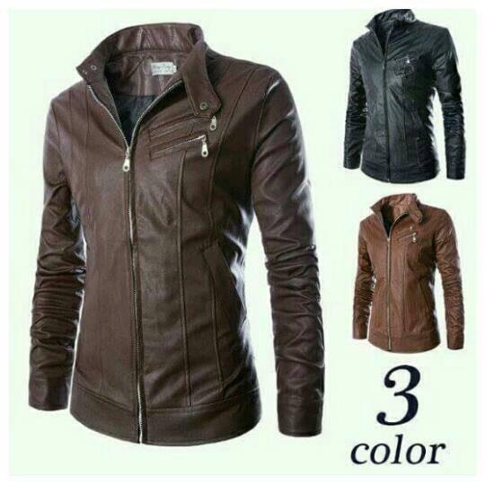 jaket kulit terbaru jaket kulit domba garut jaket kulit sukaregang e50a030263
