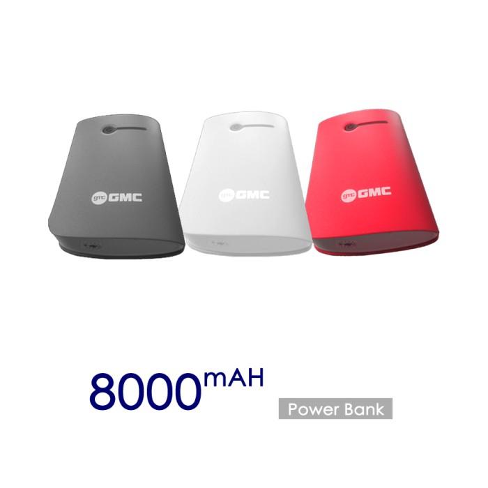 harga Poerbank gmc | murah | powerbank bagus 8000mah | import Tokopedia.com