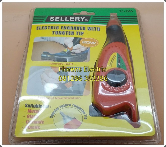 harga Mesin grafir / alat ukir electric / engraver tool merk sellery 20 watt Tokopedia.com