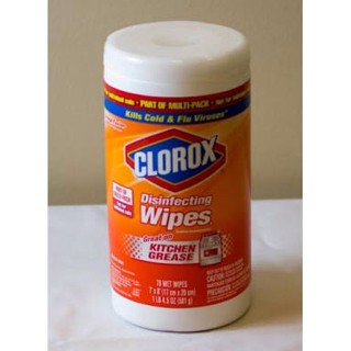 harga Clorox disinfecting wipes great on kitchen grease Tokopedia.com