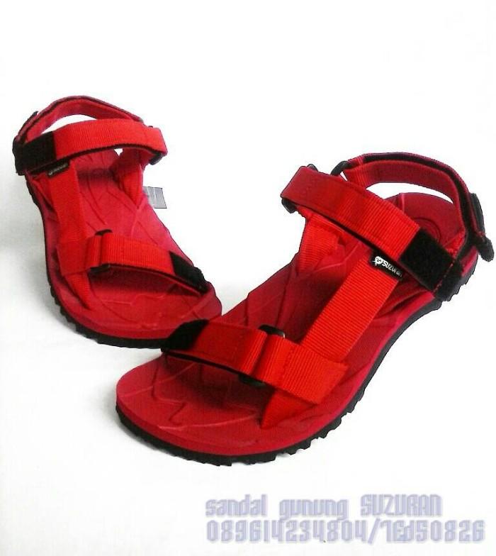 harga Sandal gunung suzuran slop x red Tokopedia.com