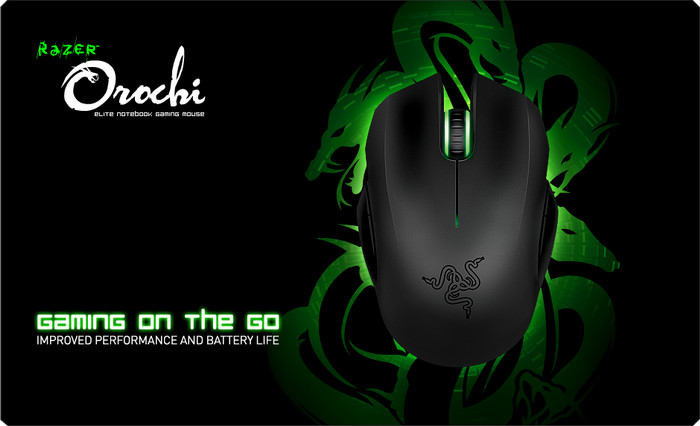 Foto Produk Razer Orochi 8200 - Wired/Wireless Mobile Gaming Mouse dari Andeludon