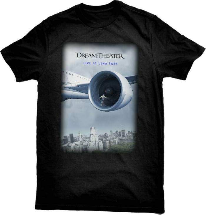 harga Kaos/t-shirt dream theater: live at luna park Tokopedia.com