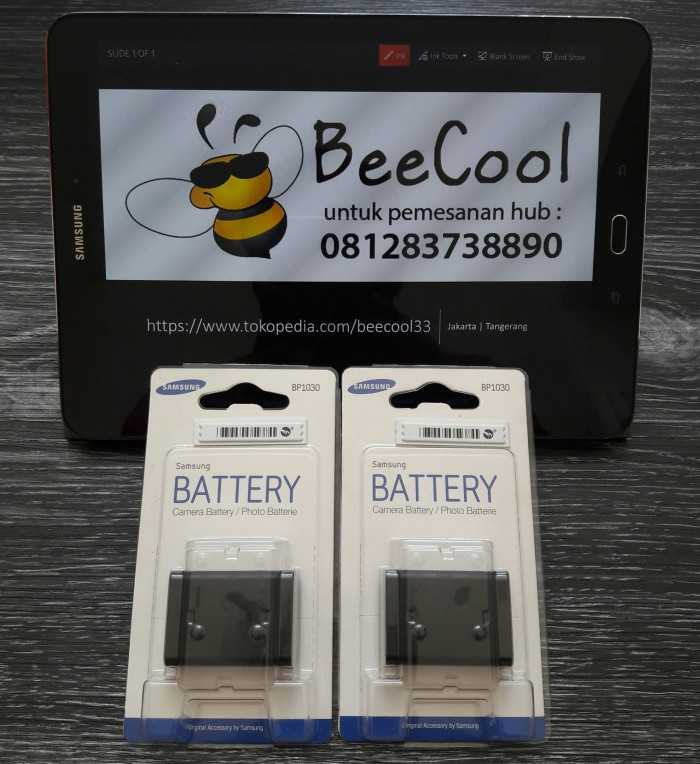 harga Samsung battery pack ed-bp1030 (nx1000, nx200, nx210, nx300, nx500) Tokopedia.com