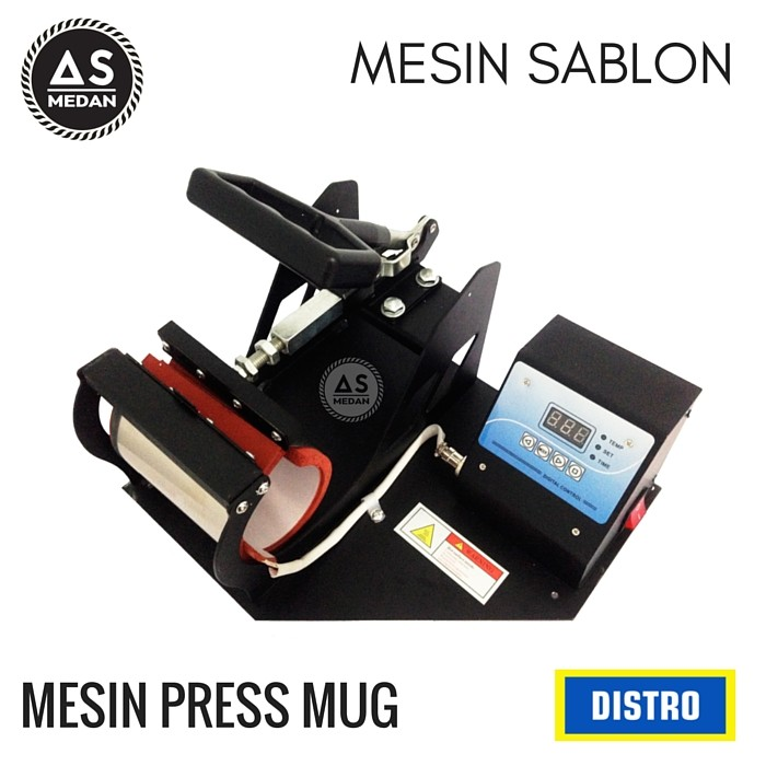 MESIN PRESS MUG (SABLON MUG)