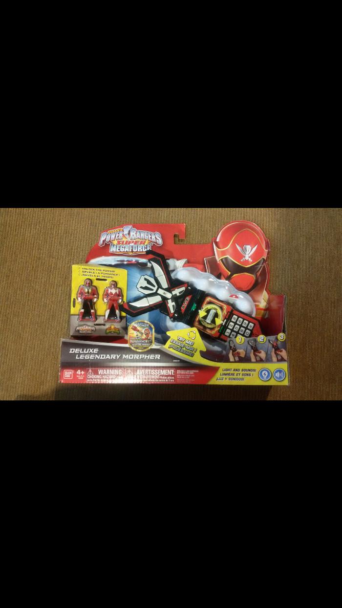 Jual Alat Berubah Power Rangers Atau Tandrock Kab Bogor Abangadik