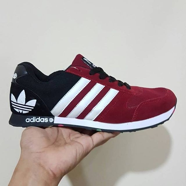 ... aliexpress sepatu adidas neo laser v maroon maroon hitam putih vietnam  man 39 44 2bc35 1ac80 9b5b18964b
