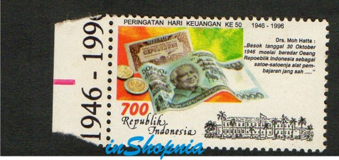 harga Perangko prangko kuno langka hari keuangan ke 50 tahun 1996 Tokopedia.com