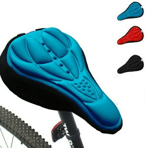 harga Cover Jok Sadel Sepeda Empuk Bycicle Cushion Seat Gel Nyaman Dipantat Tokopedia.com