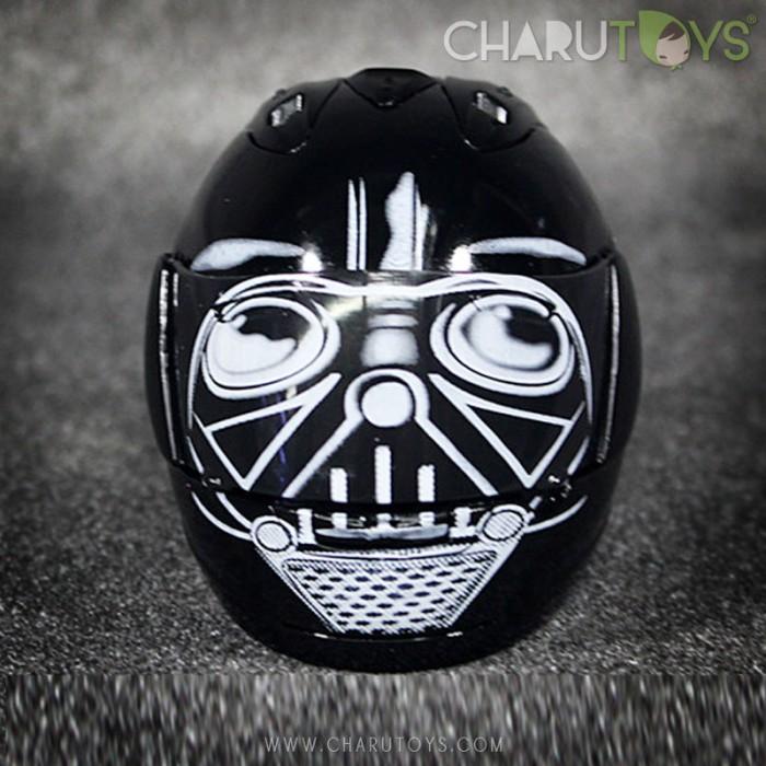 Foto Produk 1/6 Scale Darth Vader Biker Helmet dari Charu Toys