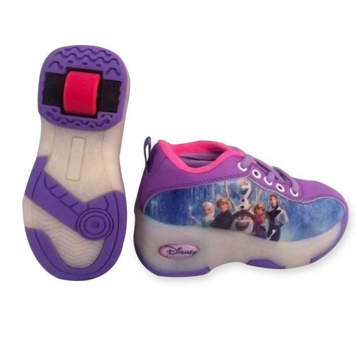 Fancy Kids Sepatu Roda Frozen - 1 Roda .