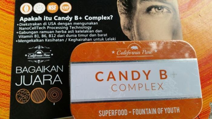 Hasil gambar untuk permen candy b+ complex