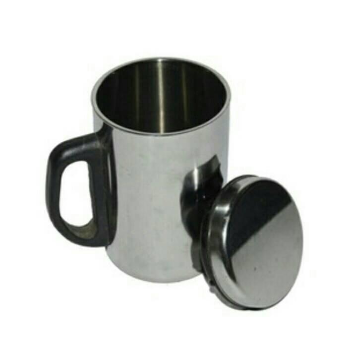harga Mug stainless steel cangkir gelas promo Tokopedia.com