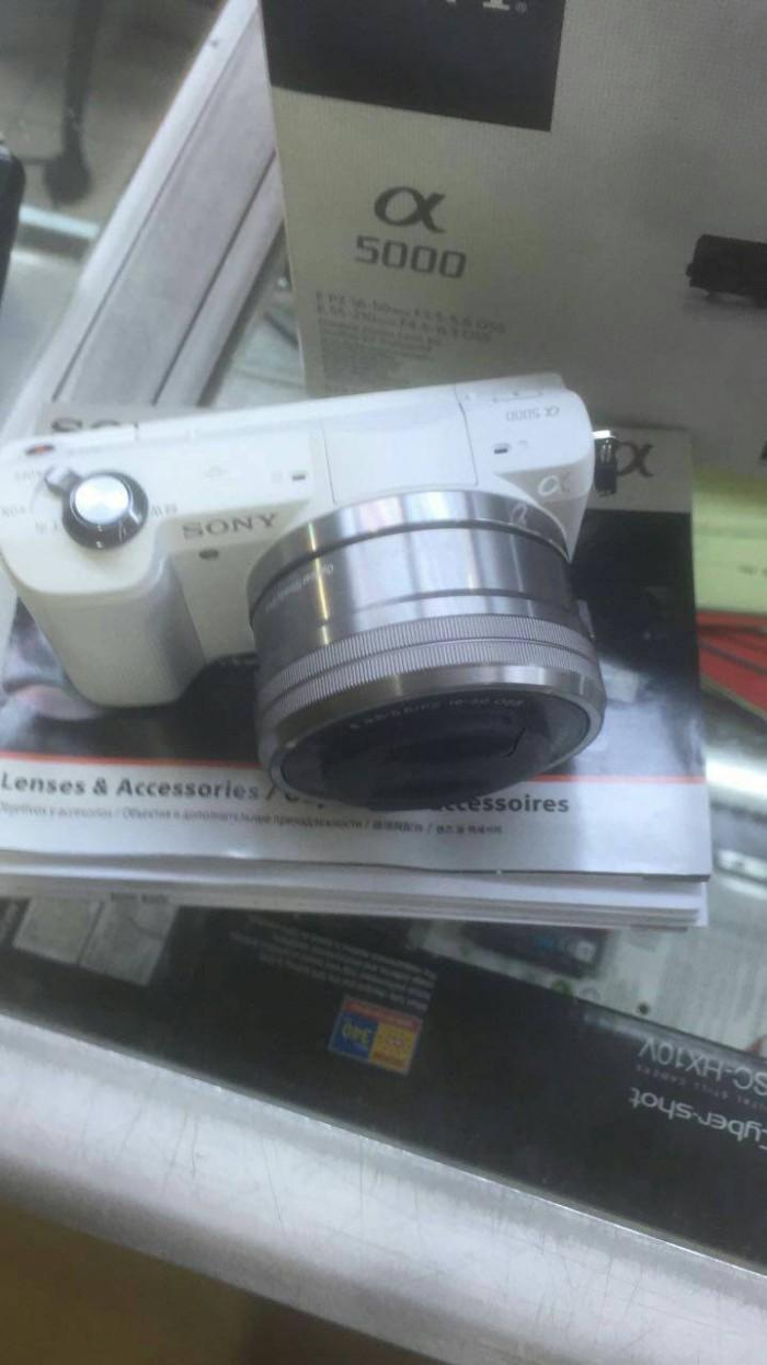 Kamera Sony A5000 1