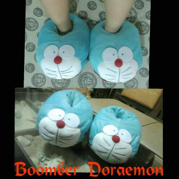 harga Sandal boneka boomber l dewasa doraemon/sandal lucu/sandal rumah/ Tokopedia.com