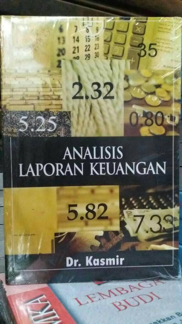 harga Analisis laporan keuangan ( dr. kasmir) Tokopedia.com