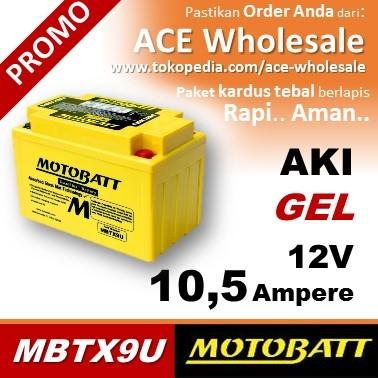 Jual Motobatt MBTX9U - Kota Depok - ACE Wholesale | Tokopedia