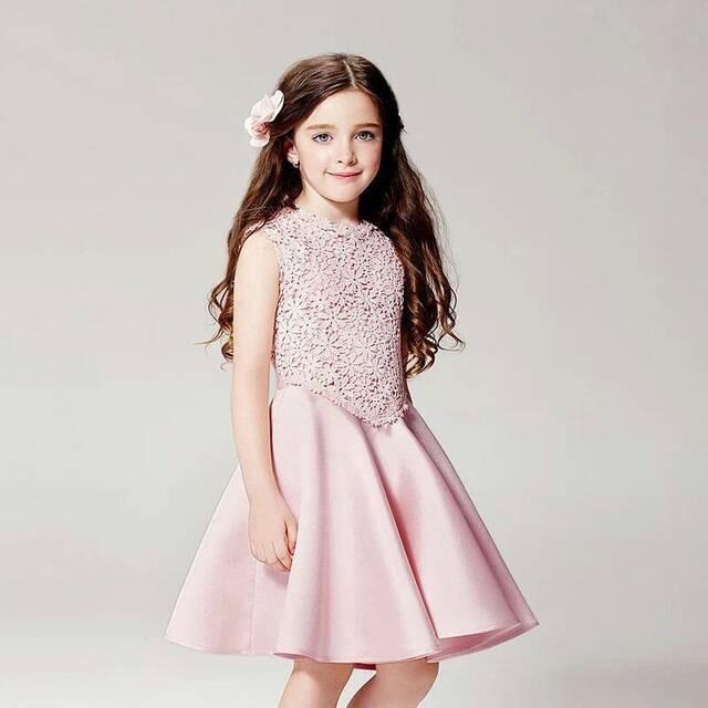Jual Baju Anak Perempuan Dress Bayi Dres Pesta Baby Gaun