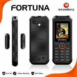 harga Hp Strawberry St-338 / St338 / St 338 Fortuna Tahan Air & Anti Shock Tokopedia.com