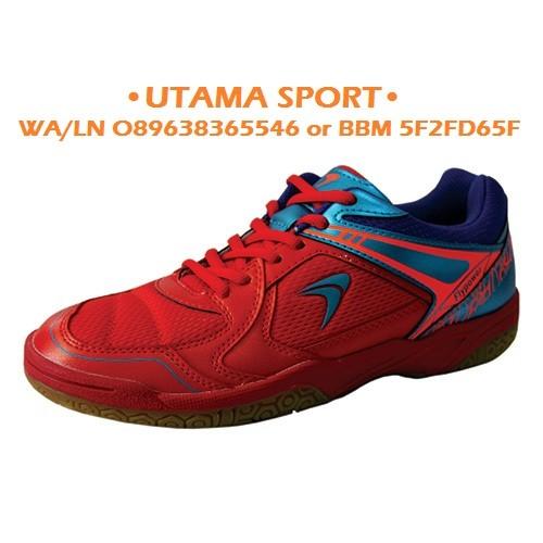 Sepatu Badminton Bulutangkis Flypower Plaosan 2 Harga