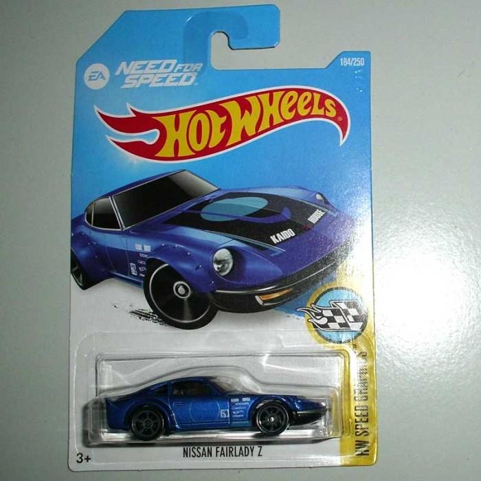 Jual Hot Wheels Nissan Fairlady Z