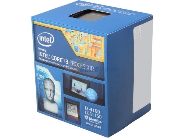 harga Intel prosesor core i3 4160 box lga 1150 Tokopedia.com