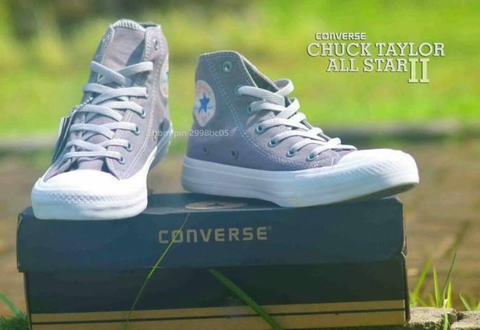 ... harga Sepatu pria casual skolah kuliah santai converse ct ii made in  indo Tokopedia.com fbc4230ad9