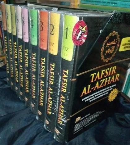 harga Tafsir al azhar 9 jilid+box (go-kilat/gojek) Tokopedia.com