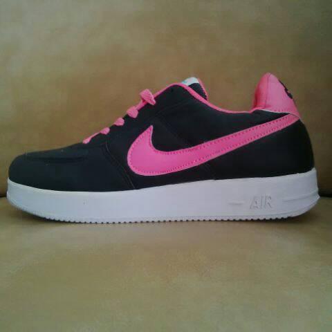 harga Nike air force one murah ~ sepatu wanita casual sneakers Tokopedia.com