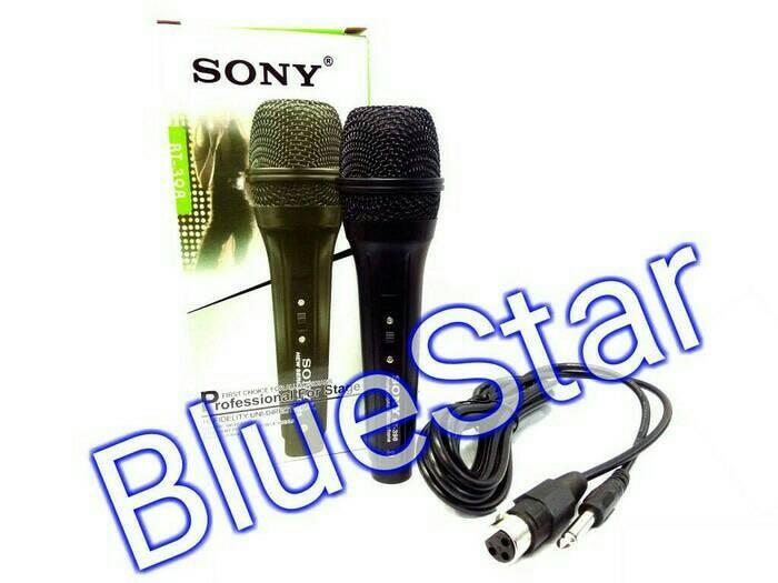 harga Mic kabel sony bt 398 dynamic Tokopedia.com