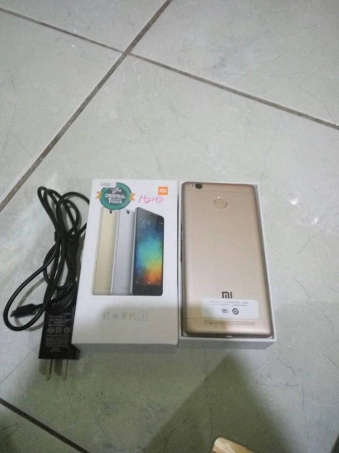 Jual XIAOMI REDMI 3 PRO RAM 3GB ROM 32 GB TERBARU - Kota Administrasi  Jakarta Barat - takesihmurah   Tokopedia