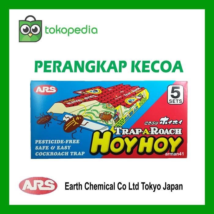 Perangkap Kecoa - Trap a Roach HOYHOY - Aman Praktis Efektif